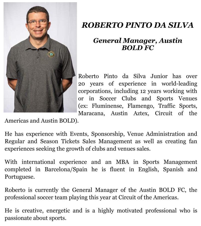 Roberto Pinto Da Silva