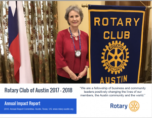 Rotary Annual Report 2018