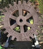 Rotary Wheel in Zinker Park