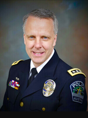 Police Chief Brian Manley