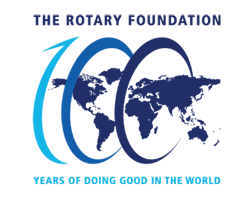 100yr Rotary Foundation