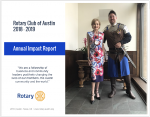Rotary Annual Report 18-19